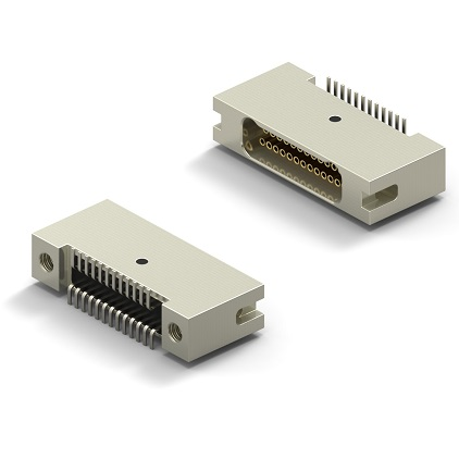 Nano Latching Circuit Dual Row Vertical SMT Connectors
